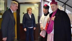 Czytaj więcej o: Wizyta bp Mariana Rojka w parafii Uchanie