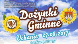 Plakat_Dozynki_Uchanie_2017