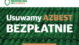 Czytaj więcej o: Usuwanie azbestu