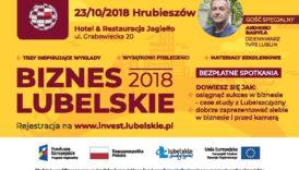 Czytaj więcej o: Biznes Lubelskie – spotkanie w Hrubieszowie.
