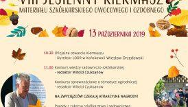 Czytaj więcej o: VIII Jesienny Kiermasz LODR w Końskowoli