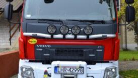 Czytaj więcej o: Nowy samochód strażacki dla OSP Uchanie