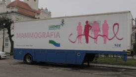 Czytaj więcej o: Bezpłatna mammografia